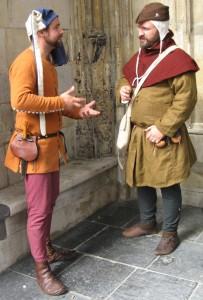 Peter och Johan
